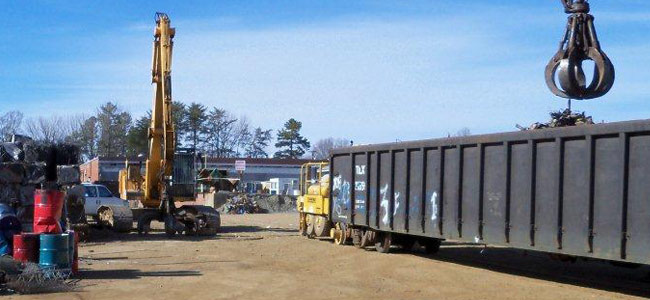 Scrap Metal Recycling Burlington