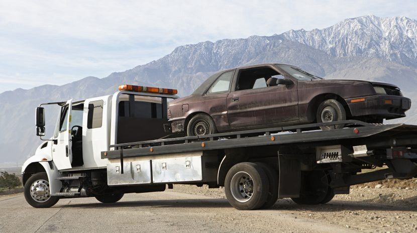 Scrap car prices get instant cash