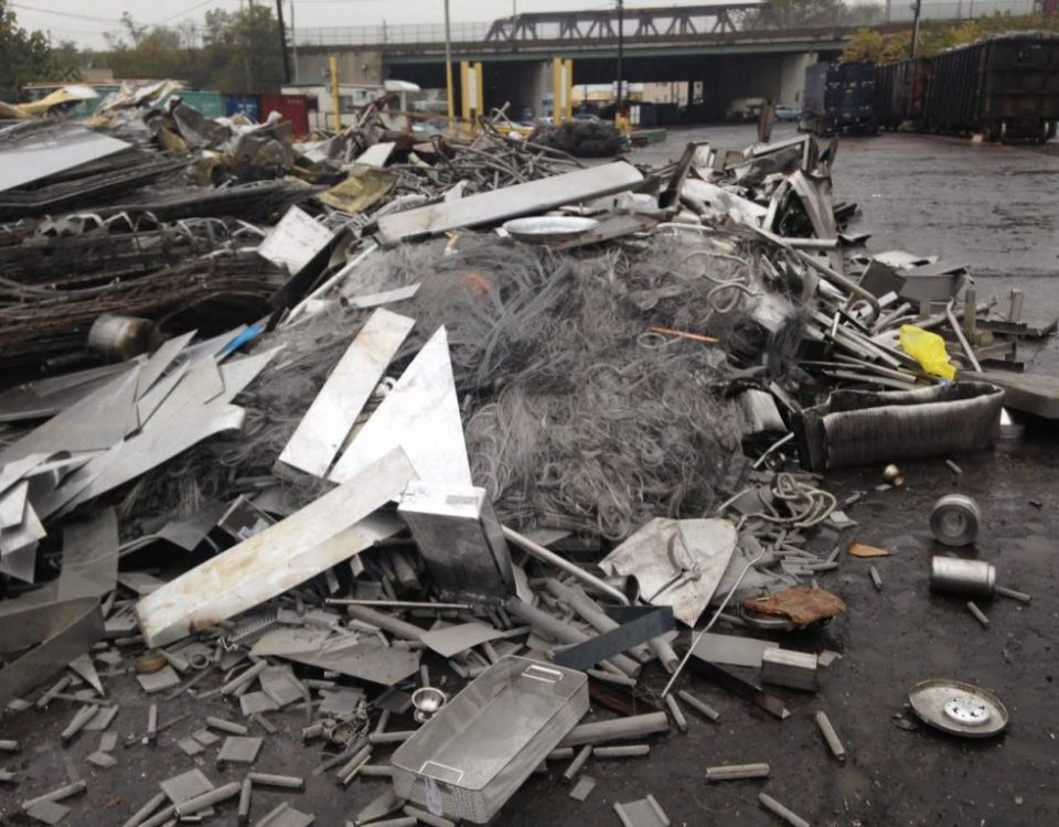 Scrap Stainless steel prices Bolton Newmarket Markham
