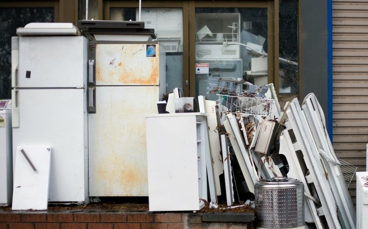 Appliance Removal and Recycling in Toronto