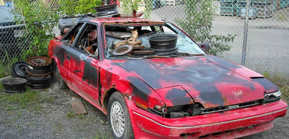 Scrap Car Prices? Get up to $5000 for Your Scrap Car!