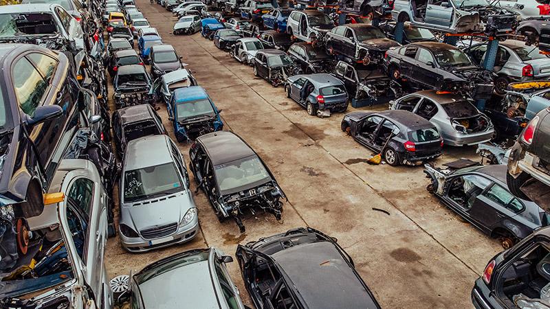 How to Select a Scrap Car Buyer?